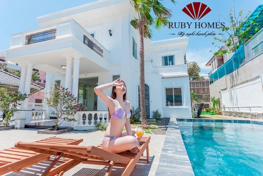 Ruby coco villa vung tau-checkin-3