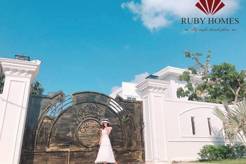 Ruby coco villa vung tau-checkin-7