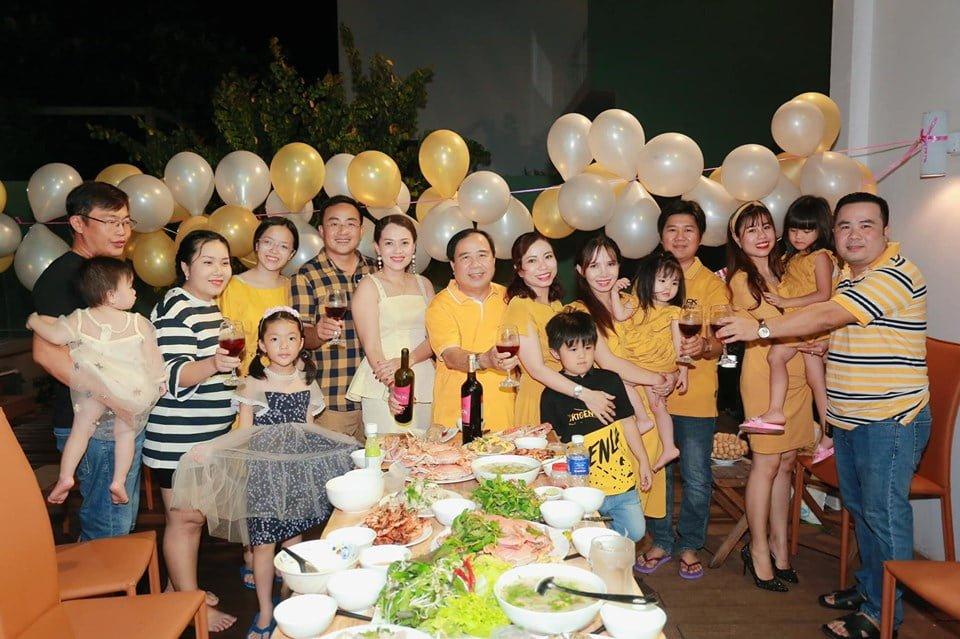 Tổ chức sinh nhật tại villa vũng tàu