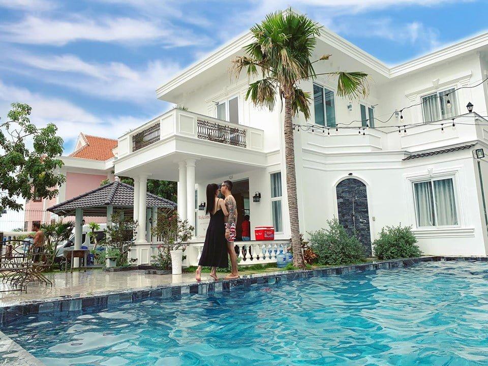 biệt thự ruby coco villa