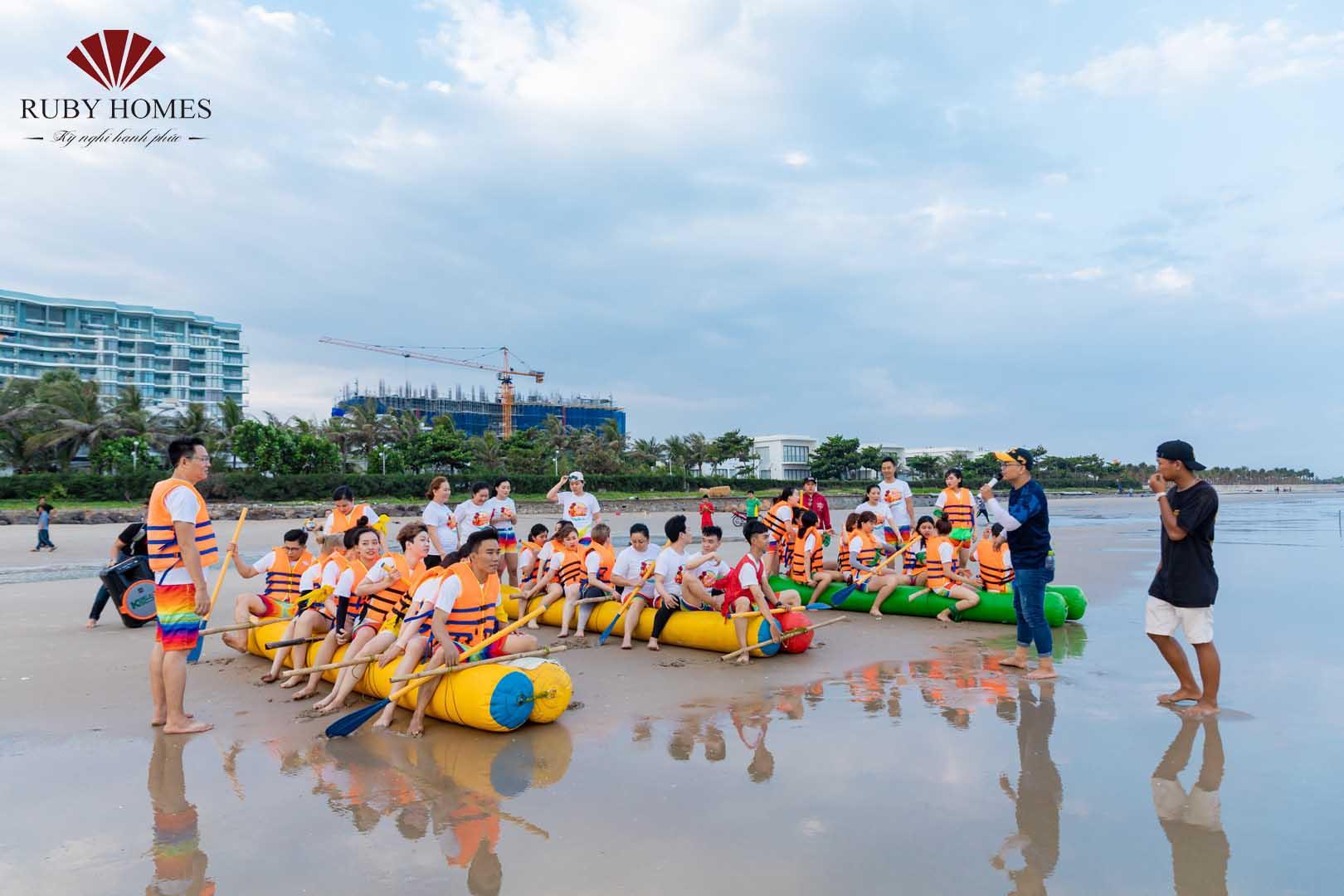 Bãi tắm chí Linh Vũng Tàu