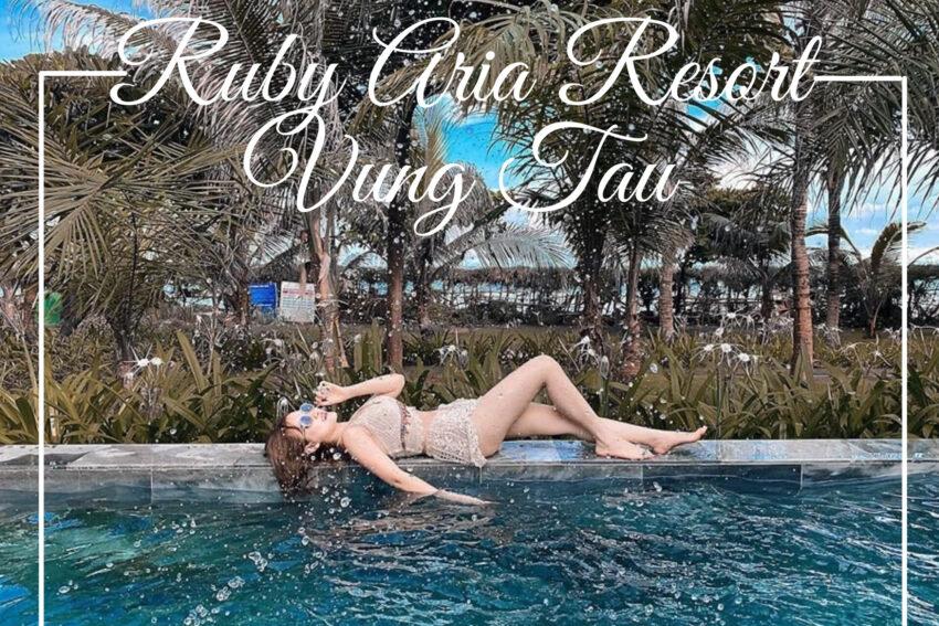 ruby aria resort vũng tàu